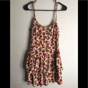 Urban outfitters Kimchi Blue floral mini dress